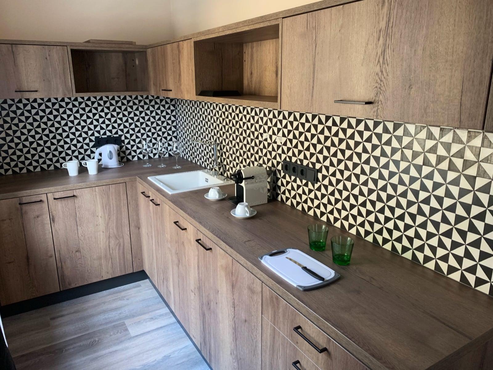 Linzergasse kitchen