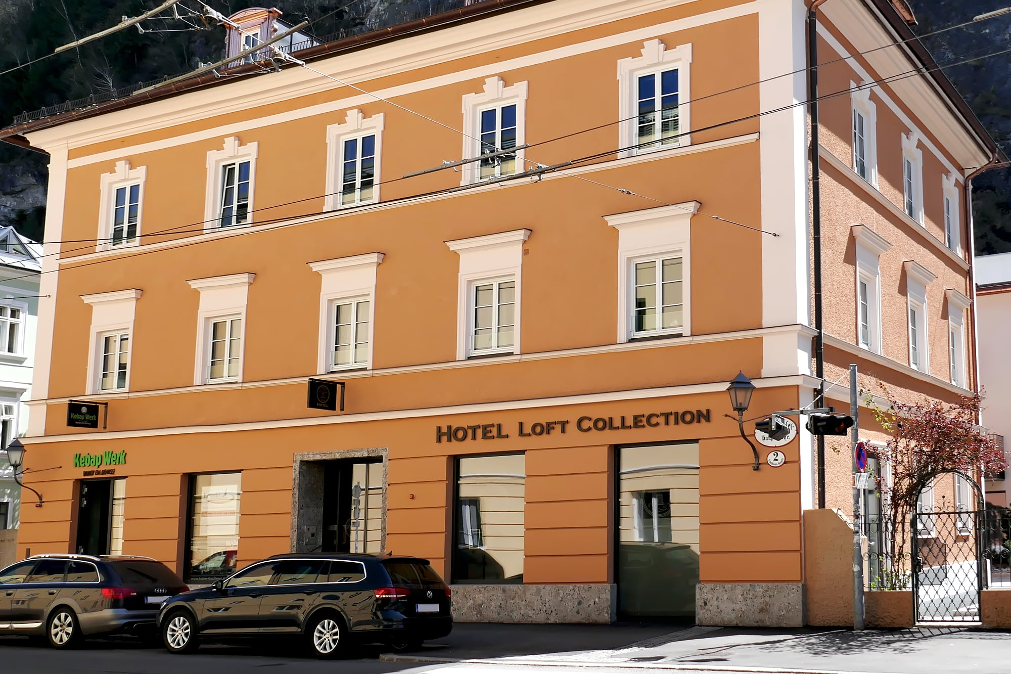 Loft Collection Linzergasse Exterior view