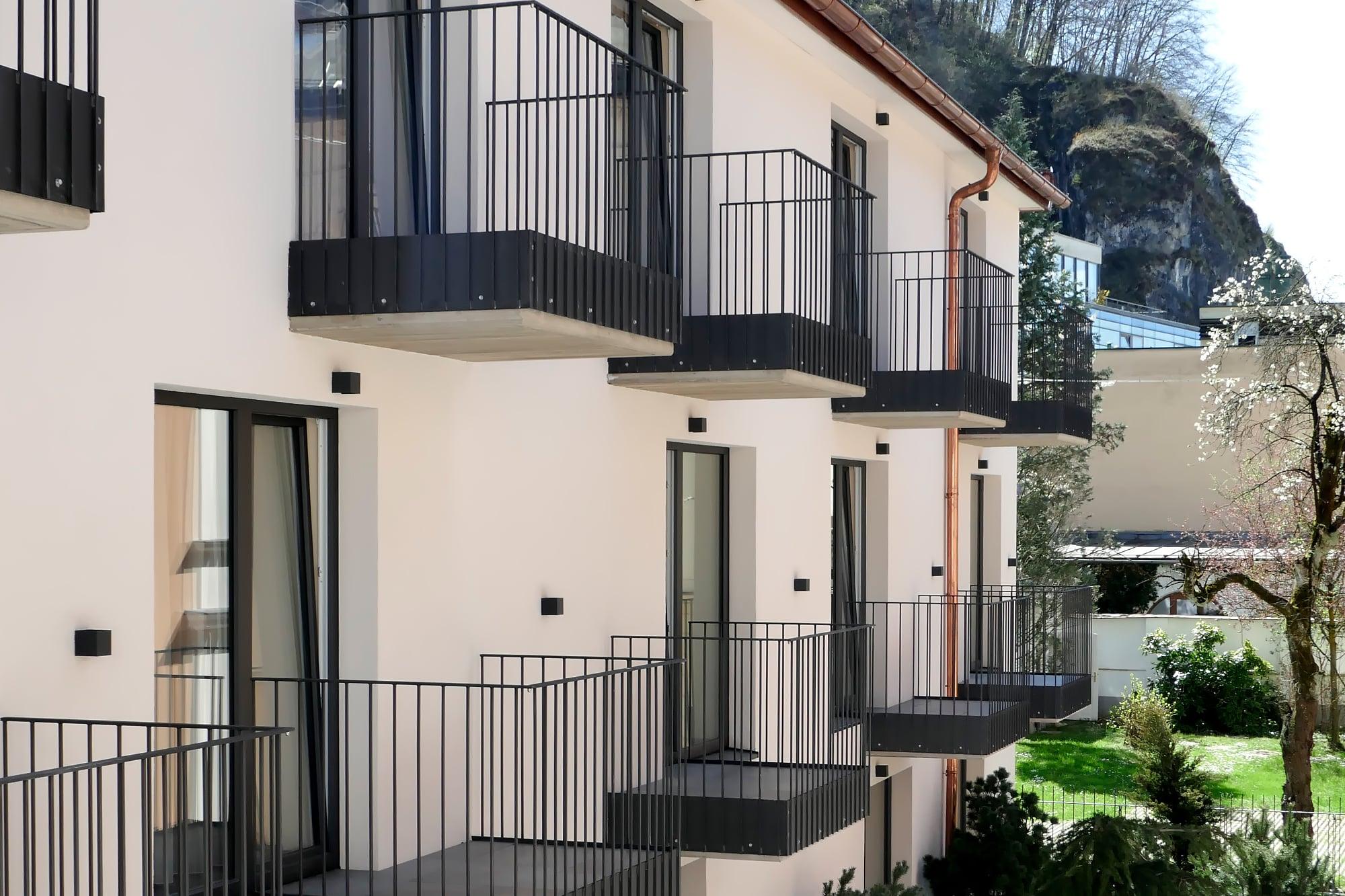 Loft Collection Linzergasse Exterior view courtyard