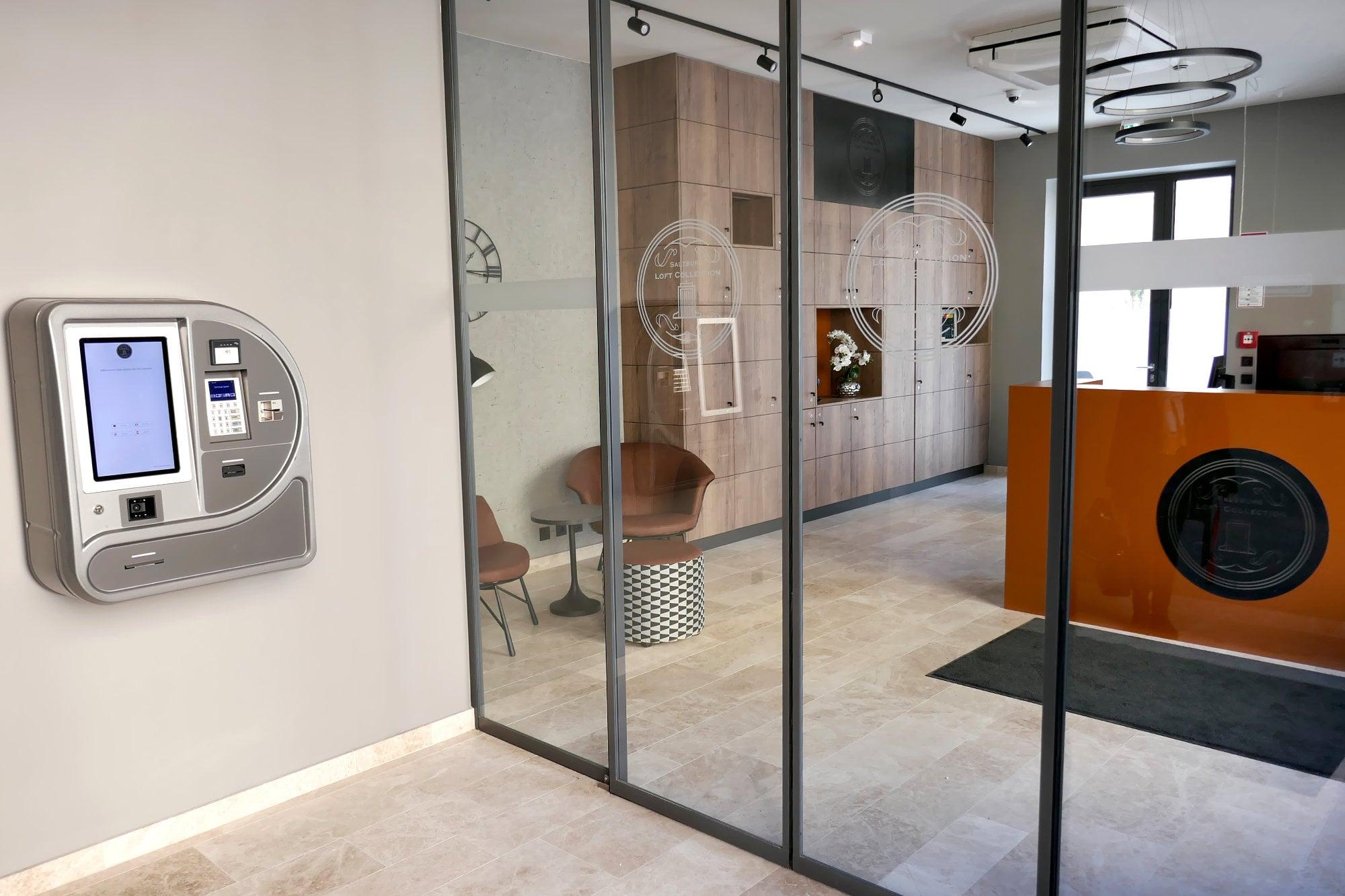 Loft Collection Linzergasse Entrance