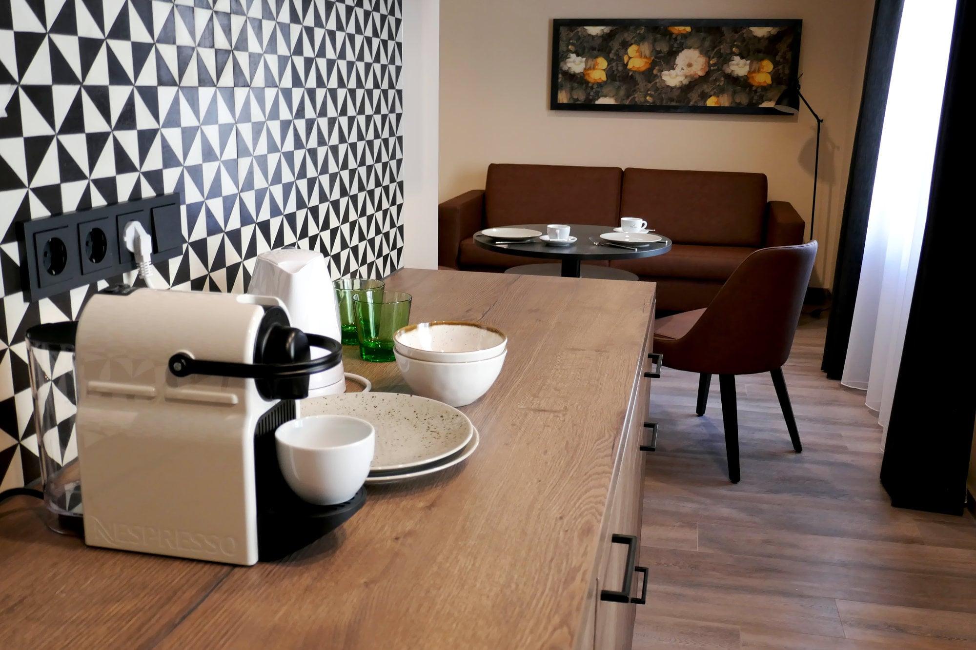 Loft Collection Linzergasse Kitchen