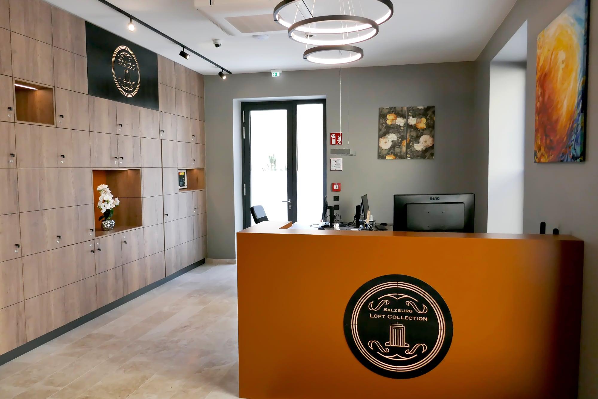 Loft Collection Linzergasse Reception