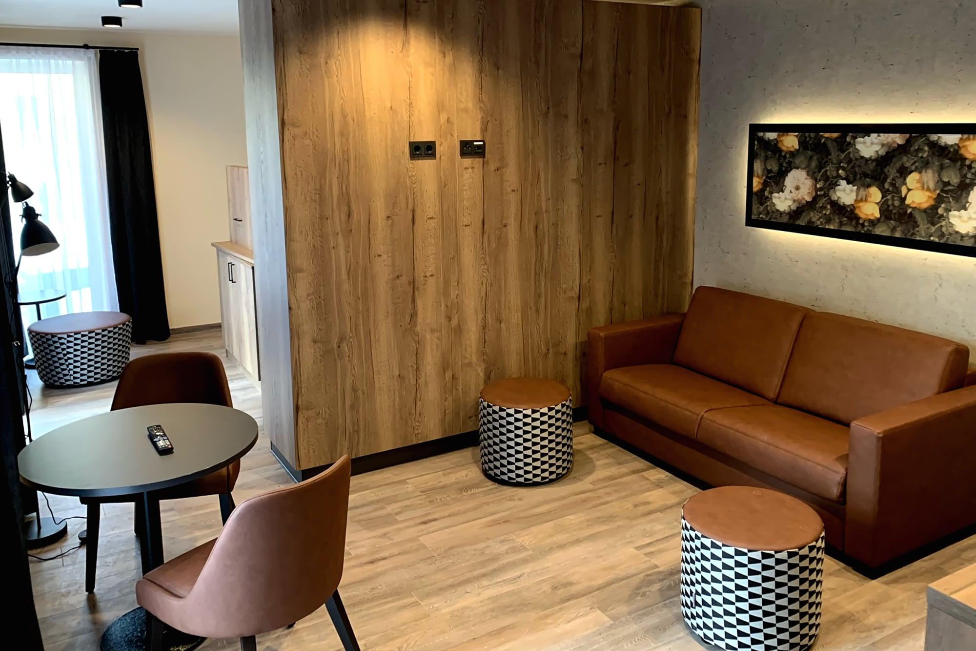 Loft Collection Linzergasse Living room