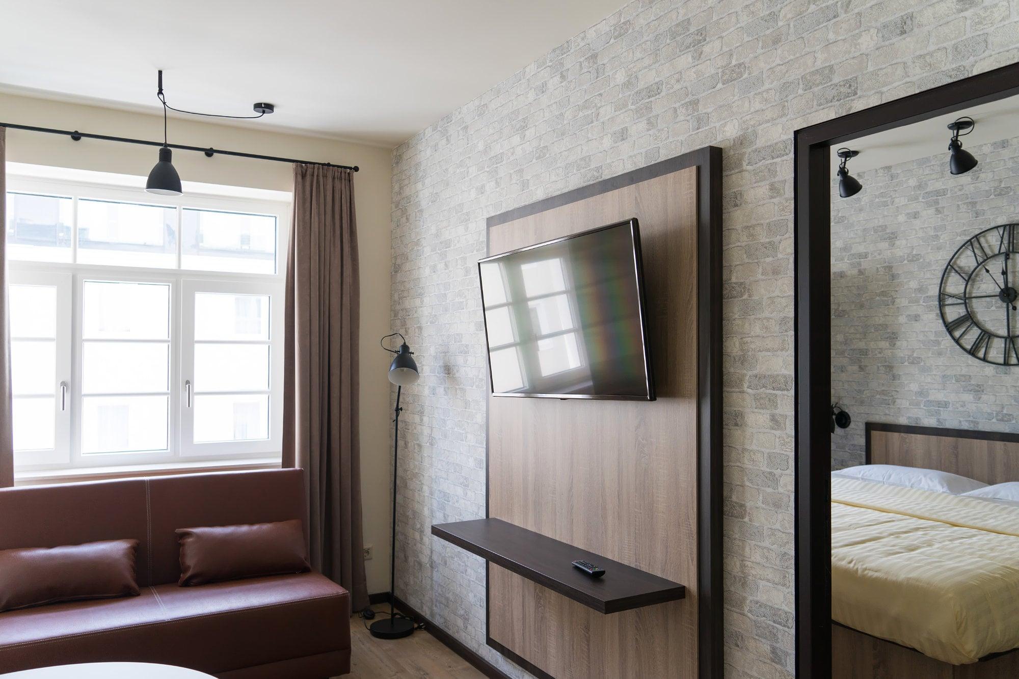 Loft Collection Mirabell Schlafzimmer und Wohnzimmer